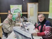 PM de Araranguá encerra série de entrevistas nas rádios