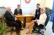Motinha vai a Brasília solicitar acesso a sistema de registro pelo Iprev