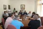 Alteração na Lei do Alvará é discutida no Paço de Urussanga