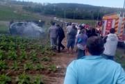 Final de semana violento nas estradas de Içara e região