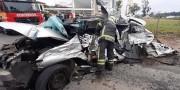 Morador do PV morre após colidir contra caminhão em Criciúma