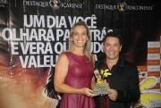 Adriana de Oliveira comenta sobre Destaque Içarense 2017