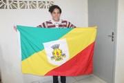 Estudante representa Maracajá em congresso nacional