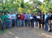 Agricultores de Siderópolis tornam-se referência na produção orgânicos