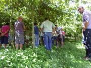 Agricultores conhecem técnicas para cultivo de maracujá
