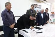 Luiz Alberto Rincoski Faria é o novo presidente da Cidasc