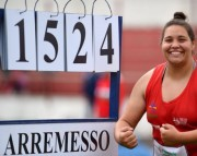 Amanda Scherer conquista primeira medalha dos Jogos Abertos