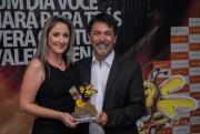 Andréia Guglielmi comenta sobre o Destaque Içarense 2018
