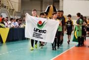 Sonhos de mais de mil meninos preenchem em festival na Unesc