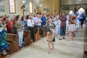 Peregrinação abre festejos de Nossa Senhora Aparecida