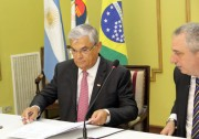 Moreira destaca benefícios de acordos feitos na Argentina
