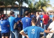 Trabalhadores rejeitam troca de representação sindical