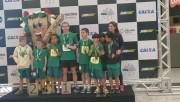 Atletas de Rincão conquistam medalhas em Corrida de Rua