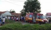 Três crianças são atropeladas em Cocal do Sul