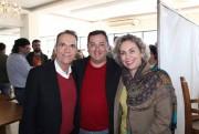 Vereador Jair Anastácio participa de ato político