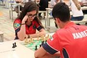 Kathiê segue para mais uma fase na busca pela vaga olímpica