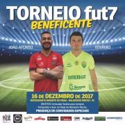 Inscrições abertas para o Torneio Fut7 Beneficente