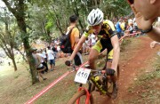 Içara no pódio da Copa Internacional de Mountain Bike