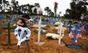 Saúde Covid-19: país bate recorde de mortes e casos confirmados notificados