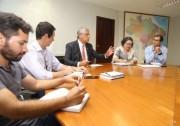 Moreira pede agilidade para a retomada das obras da Serra do Faxinal