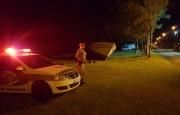 Polícia Militar de Araranguá realiza rondas em Ilhas