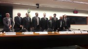 Edinho Bez debate sobre eletrificação rural na comissão de Minas e Energia