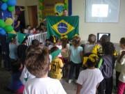 Semana da Pátria na Afasc: CEI's realizam desfiles cívicos