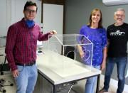 Unesc desenvolve protótipo de Caixa Protetora para uso hospitalar