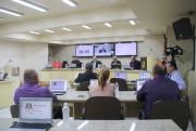 Vereadores realizam sessão remota para votar subsídios do Executivo e Legislativo