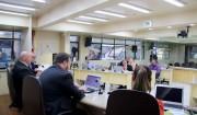Vereadores participam de sessão virtual para apreciar projeto do Executivo
