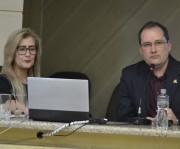Reitoria apresenta a Unesc aos vereadores em Sessão da Câmara