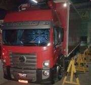 Caminhões são recuperados pela equipe de monitoramento da Centraltrak