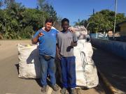 Escola de Jacinto Machado arrecada 6,5 toneladas de resíduos sólidos durante o ano