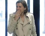 Presidente do Parlamento catalão paga fiança e é liberta da prisão