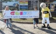 Casa Guido busca voluntários para pedágio solidário