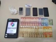 Polícia Militar prende diversas pessoas por tráfico de drogas em Criciúma