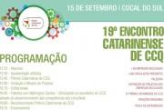 Evento catarinense com ênfase no controle de qualidade