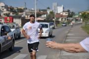 Corrida rústica é opção para esportistas na Agromel
