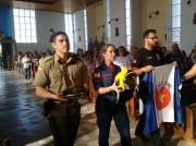 Participação de bombeiros militares em Cerco de Jericó