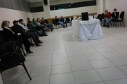 Infecções são abordadas em palestra em Criciúma