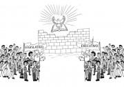 Políticos vão ao Cerco de Jericó