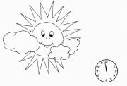 O horário de verão terminará no próximo domingo