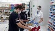 Farmácias e drogarias recebem orientações sobre o teste rápido para covid-19