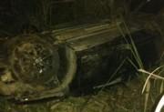 Colisão provoca saídas de pista e deixa motorista ferido