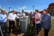 Com recursos do Estado, Içara inaugura pacote de obras de infraestrutura