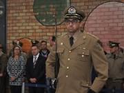 Inácio assume comando da Guarnição Especial da PM de Içara