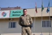 Tenente Tiago Lemos assume companhia de Içara