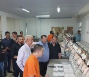 Complexo Penitenciário de Chapecó registra aumento de 400% no trabalho