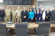 Conselho de Segurança apresenta nova diretoria