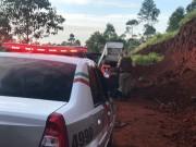 Corpo é encontrado dentro de veículo às margens do Anel Viário
